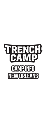 Trench Camp New Orleans