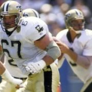 Stan Brock - New Orleans Saints